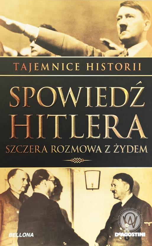 Christopher Macht Spowiedź Hitlera