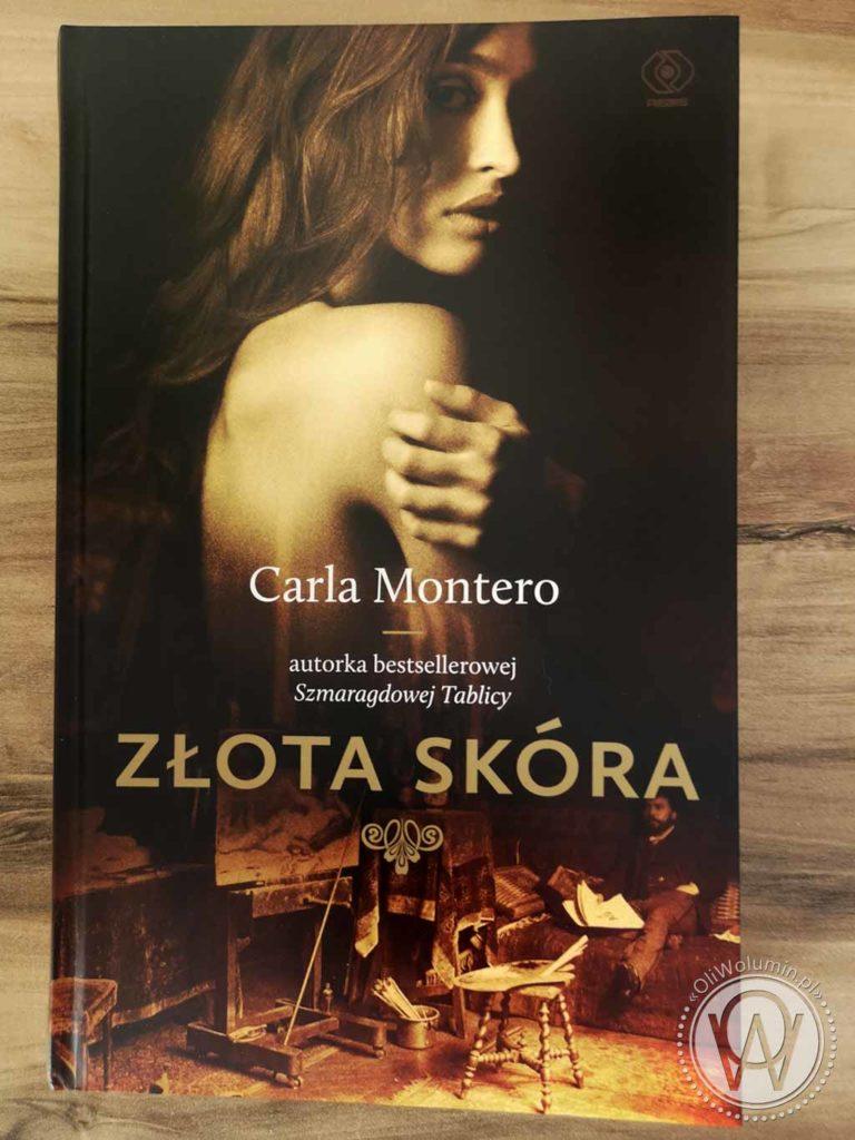 Carla Montero Złota Skóra