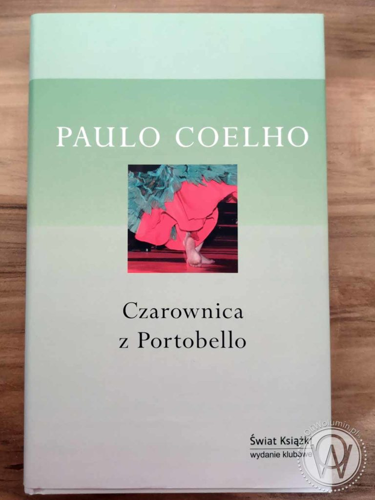 Paulo Coelho Czarownica z Portobello