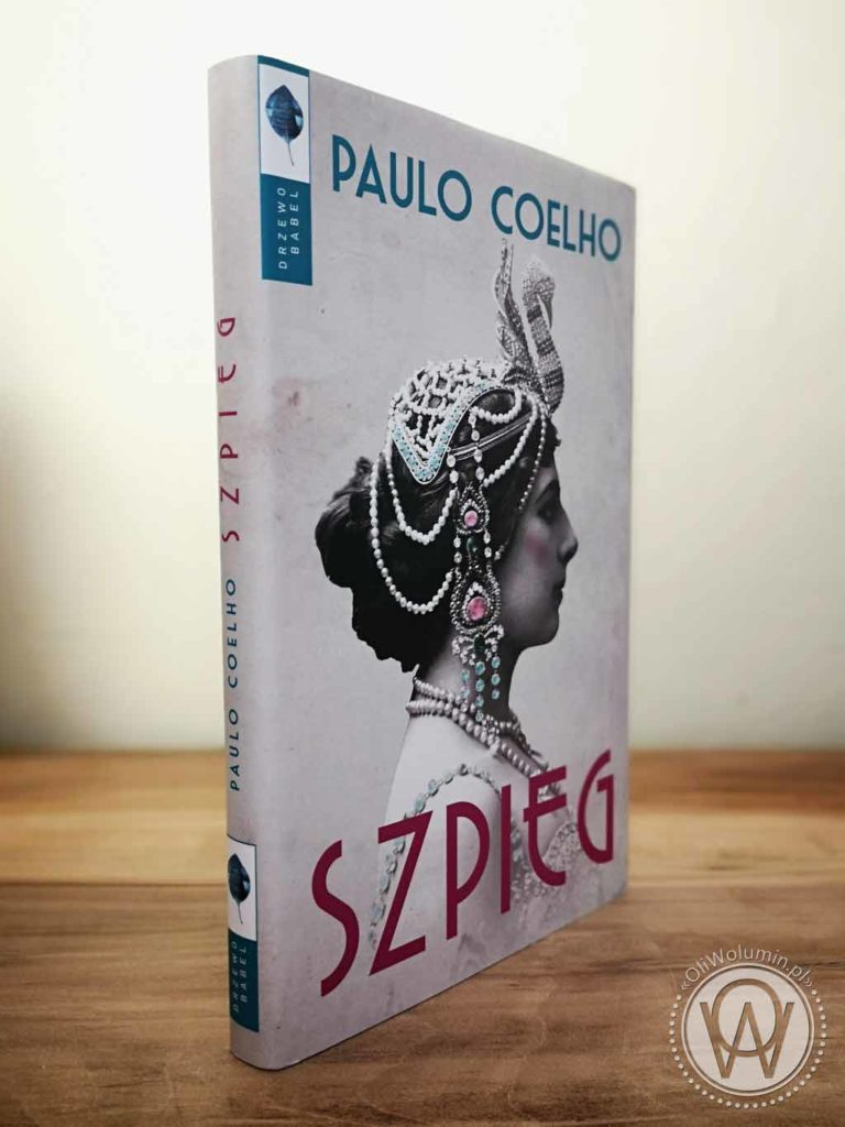 Paulo Coelho Szpieg