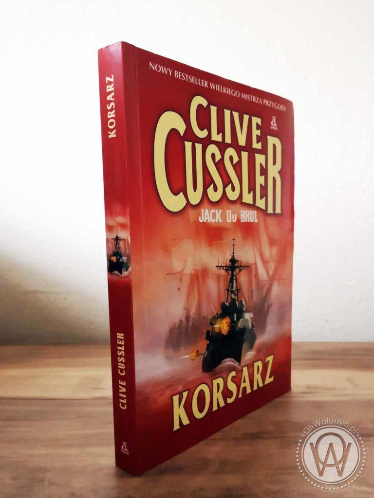 Clive Cussler Korsarz