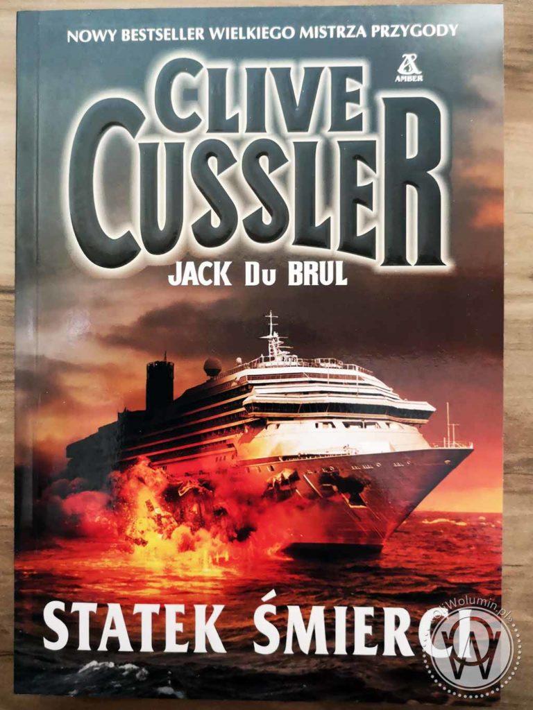 Clive Cussler Statek Śmierci