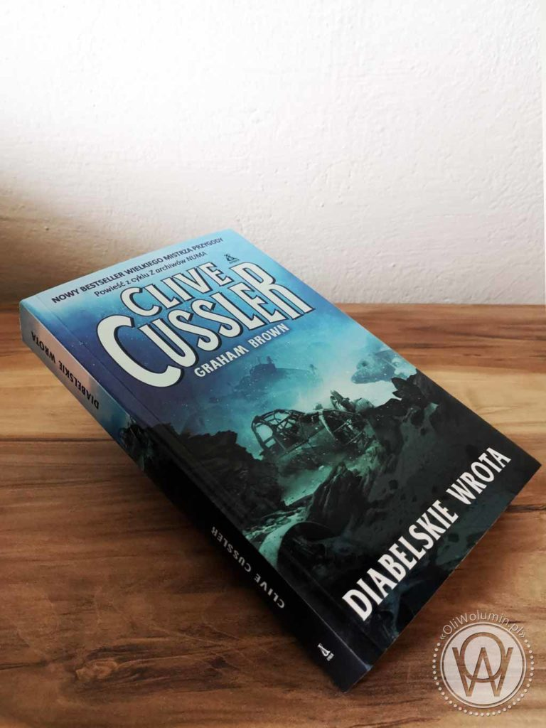 Clive Cussler Diabelskie Wrota