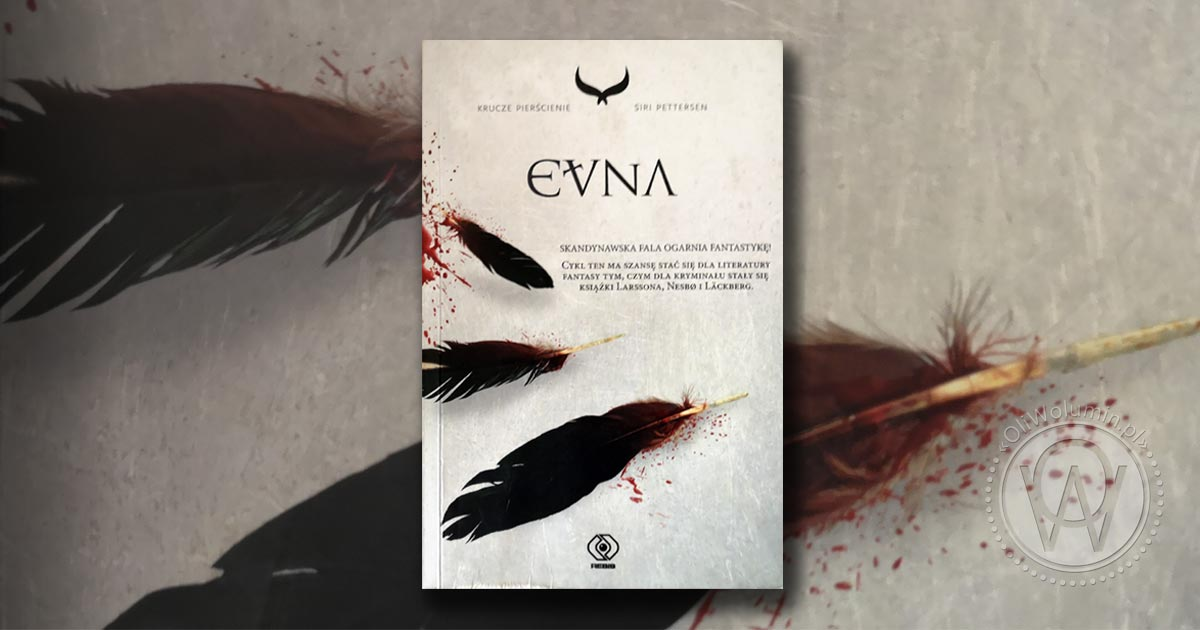 "Recenzja ""Evna"" Siri Pettersen"