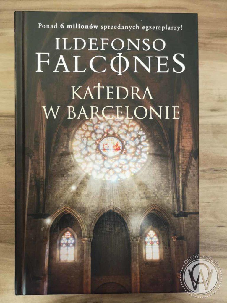 Ildefonso Falcones Katedra w Barcelonie
