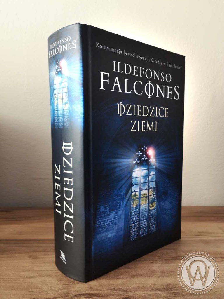 Ildefonso Falcones Dziedzice Ziemi