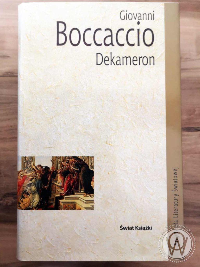 Giovanni Boccaccio Dakameron