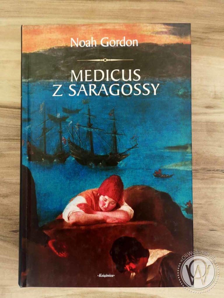 Noah Gordon Medicus z Saragossy