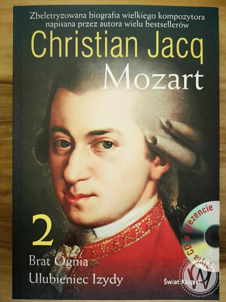 Christian Jacq Mozart Tom II
