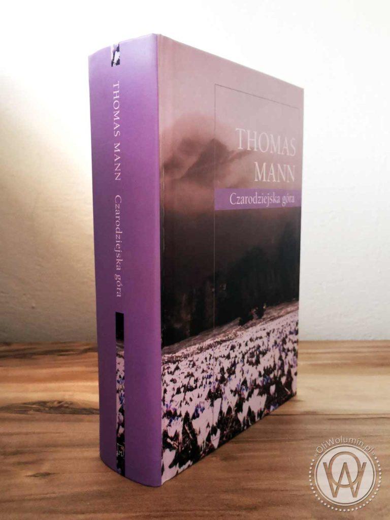 Thomas Mann Czarodziejska Góra