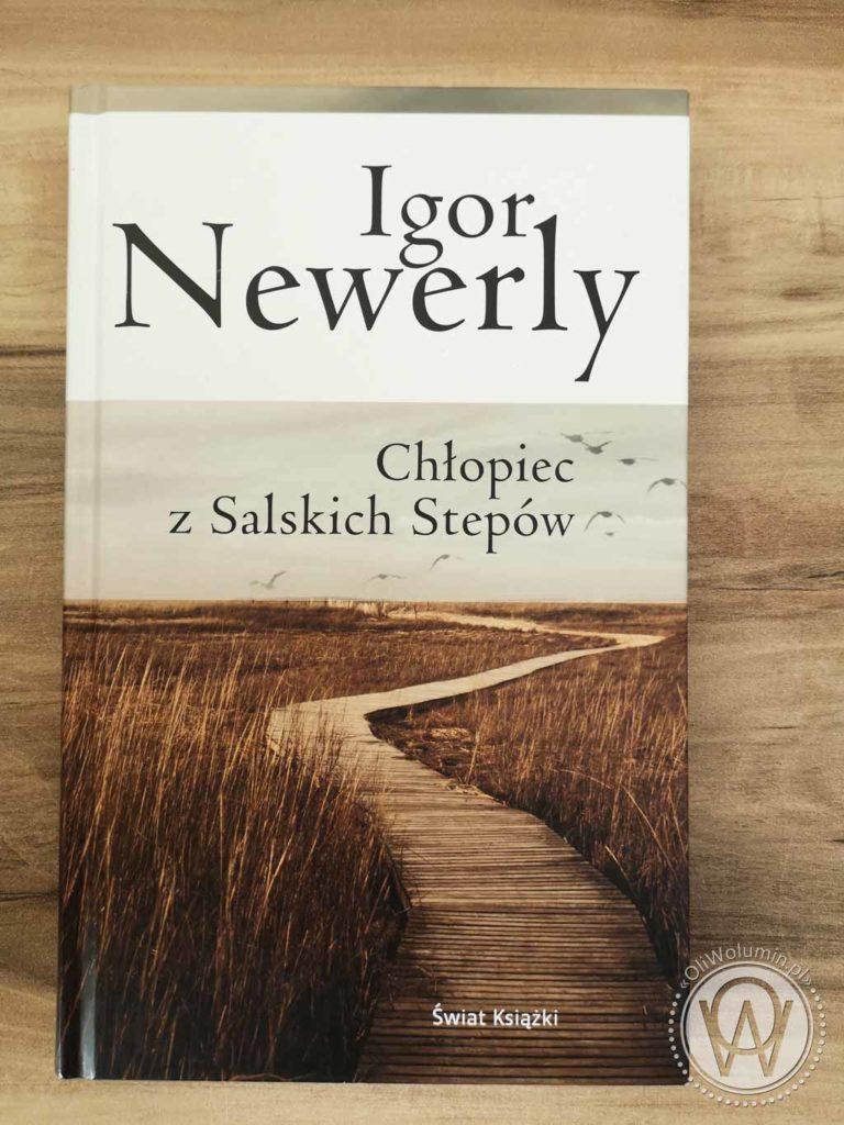 Igor Newerly Chłopiec z Salskich Stepów