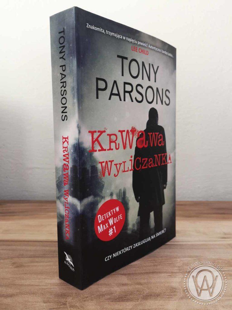 Tony Parsons Krwawa Wyliczanka