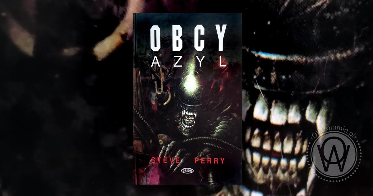 Steve Perry Obcy Azyl