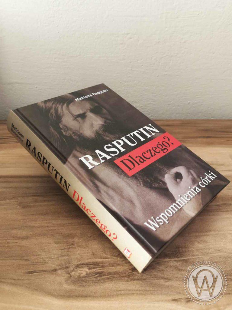 Matriona Rasputin Rasputin. Dlaczego? Wspomnienia córki