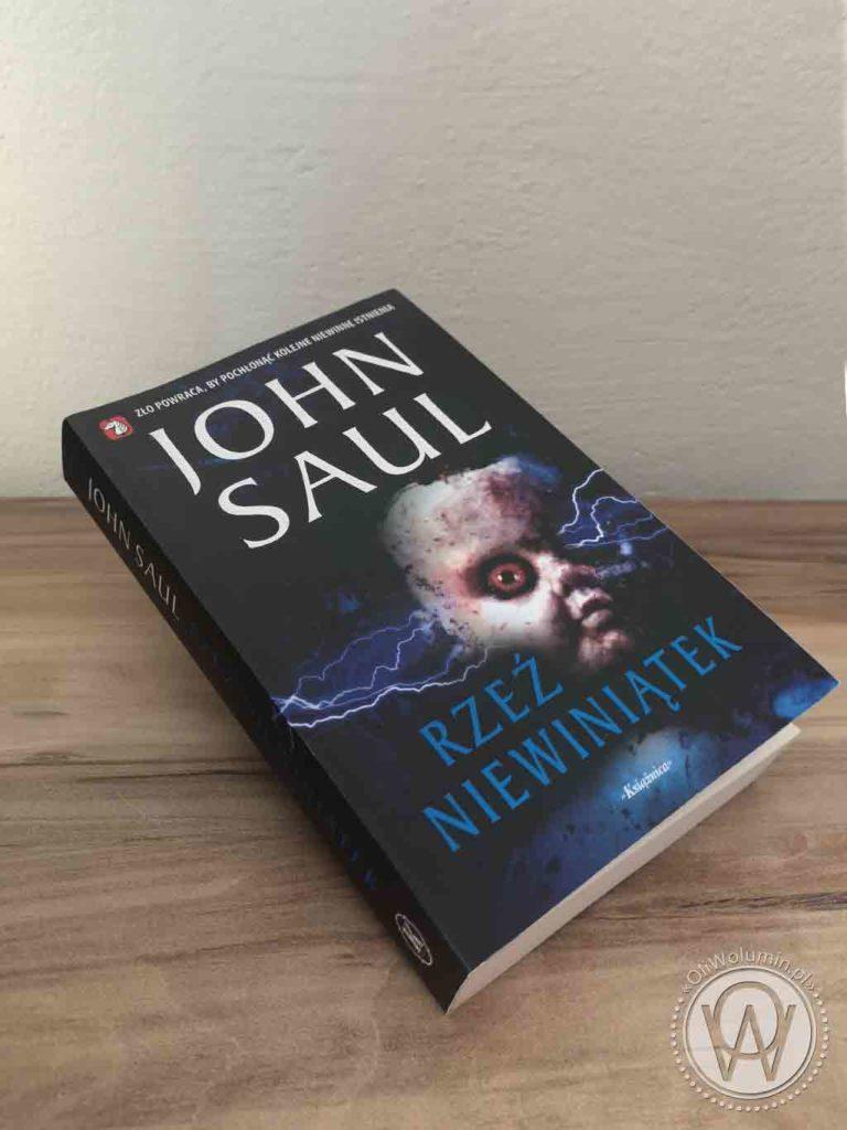John Saul Rzeź Niewiniątek