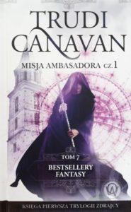 Trudi Canavan Misja Ambasadora