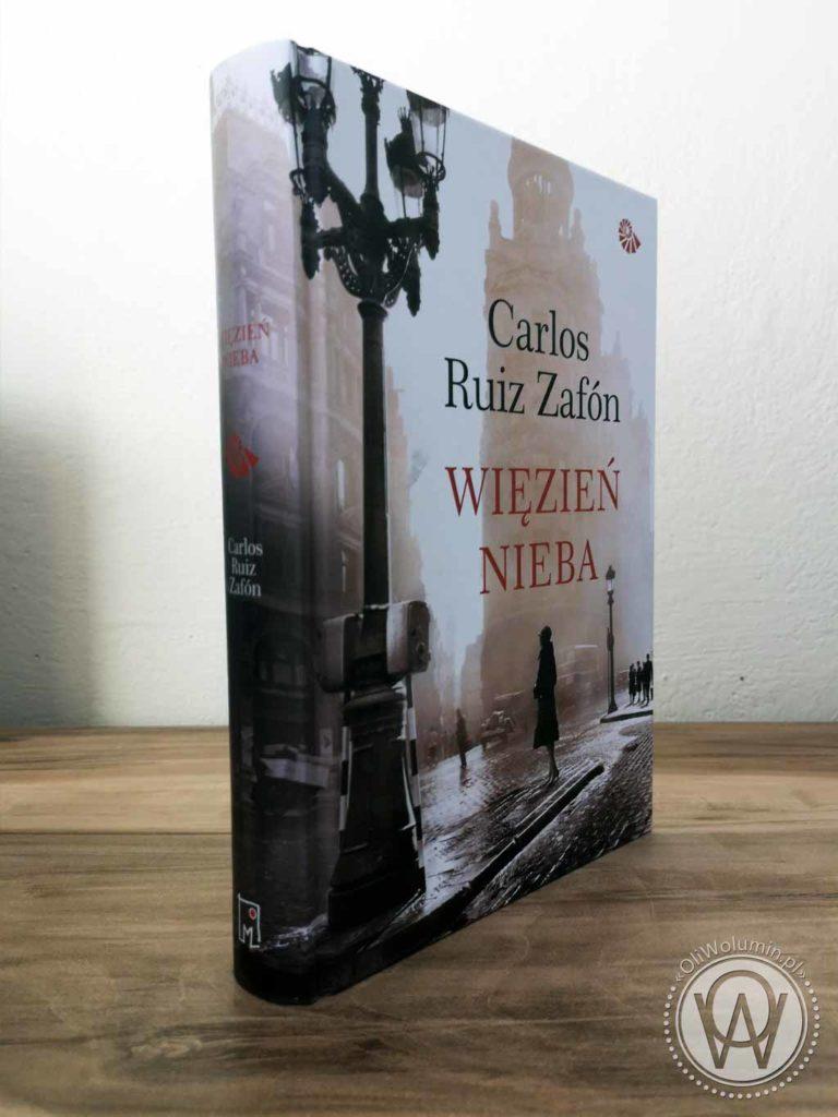 Carlos Ruiz Zafon Więzień Nieba