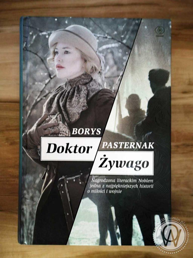 Borys Pasternak Doktor Żywago