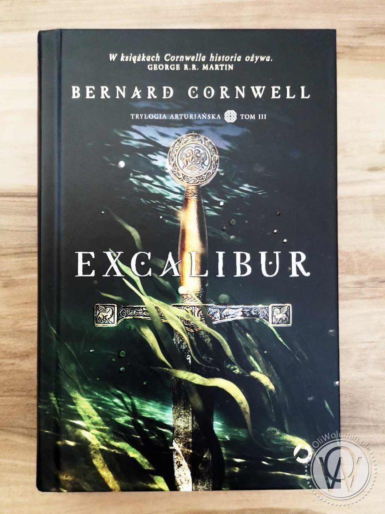 Bernard Cornwell Excalibur