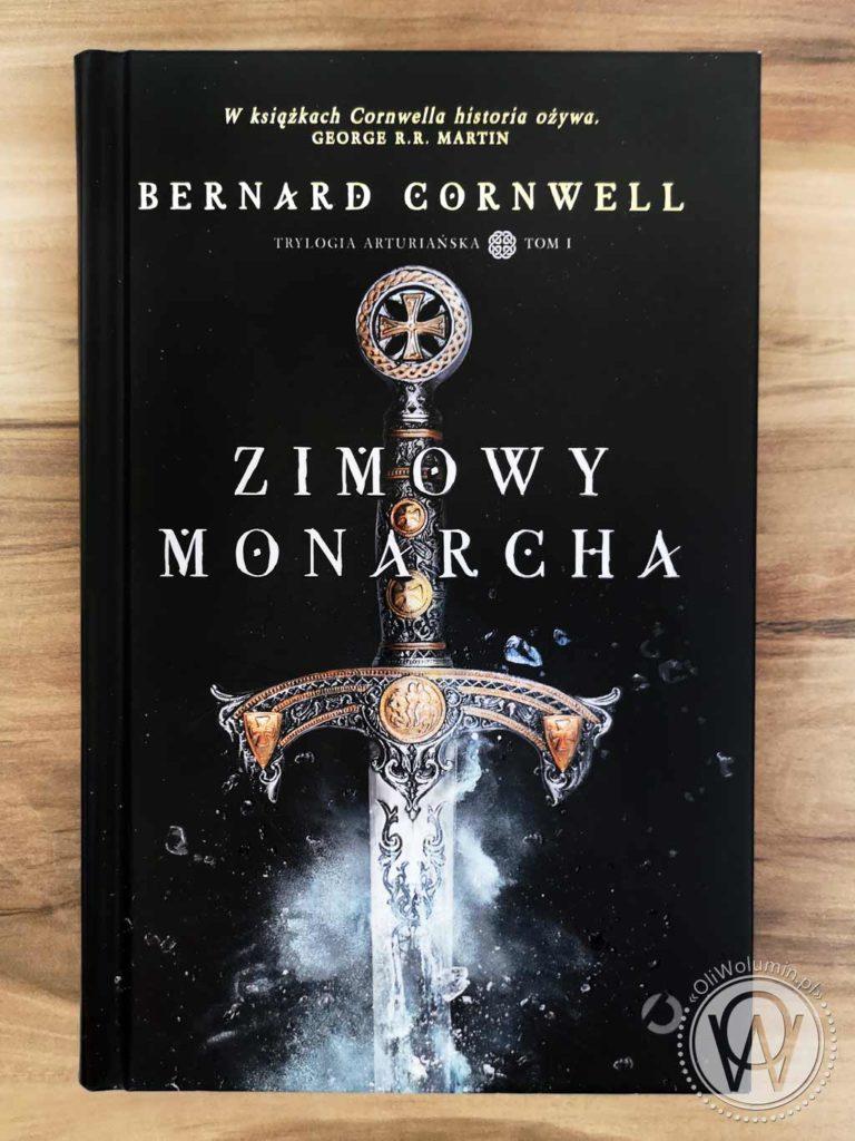 Bernard Cornwell Zimowy Monarcha