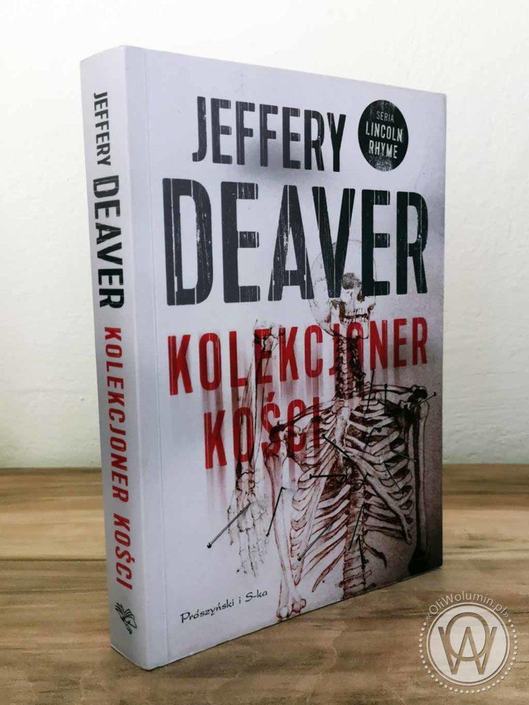 Jeffery Deaver Kolekcjoner Kości