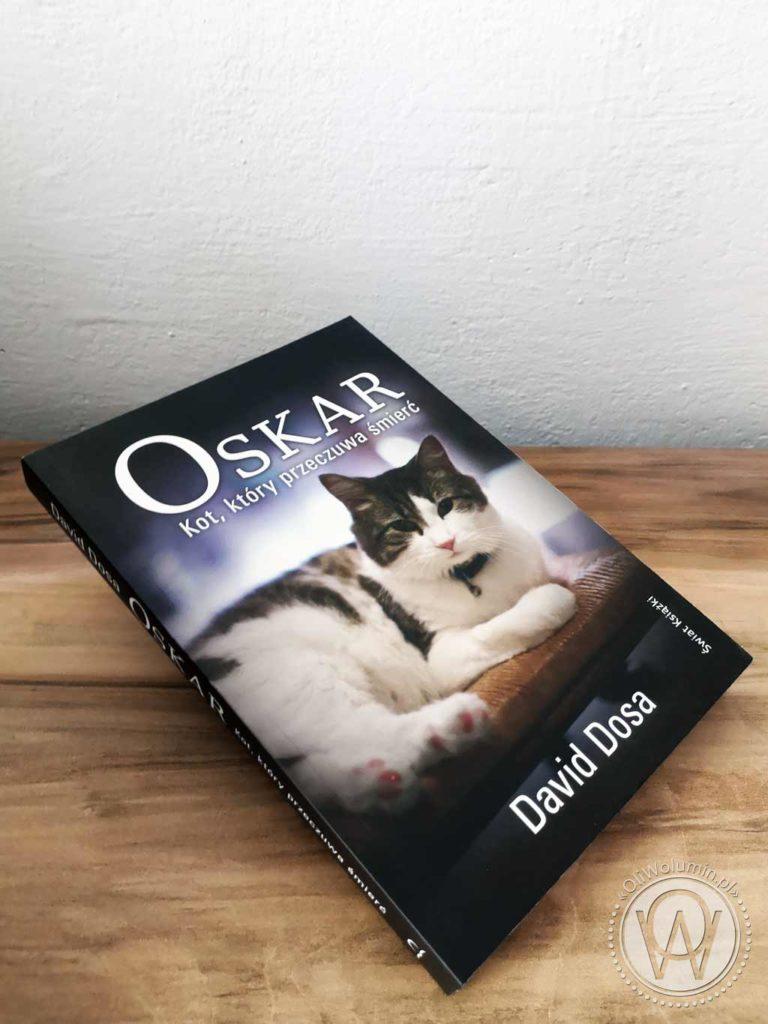 David Dosa Oskar Kot, który przeczuwa śmierć