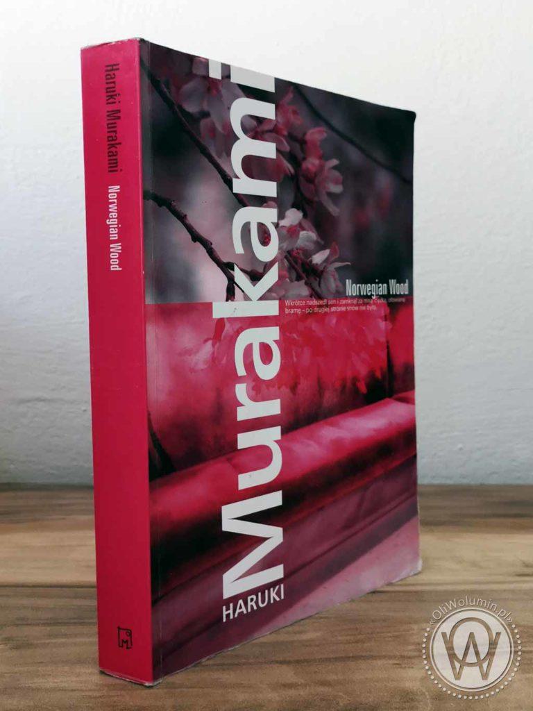 """Haruki Murakami """"Norwegian Wood"""""""