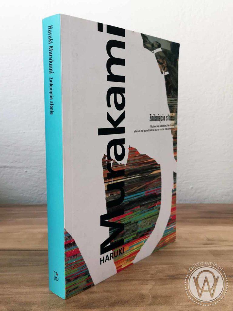 """Haruki Murakami """"Zniknięcie słonia"""""""