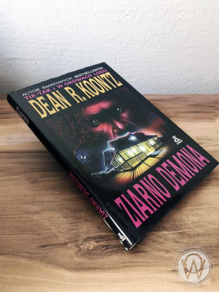 "Dean R. Koontz ""Ziarno demona"""