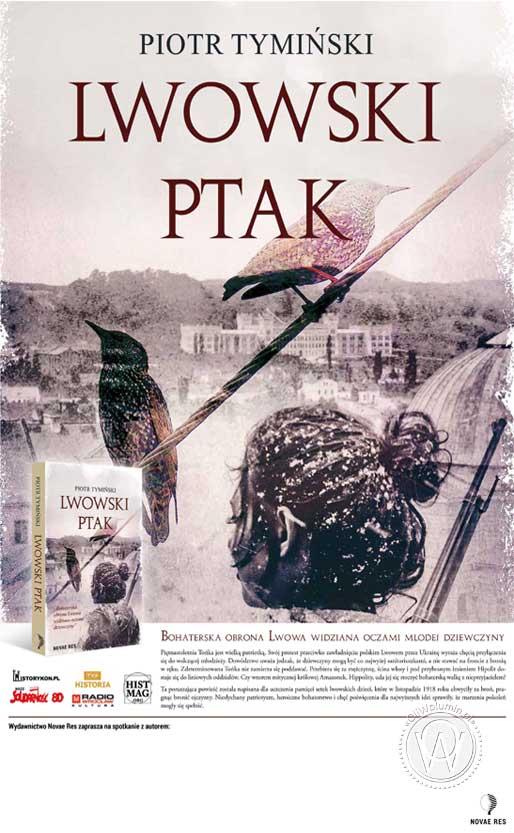 Piotr Tymiński Lwowski ptak