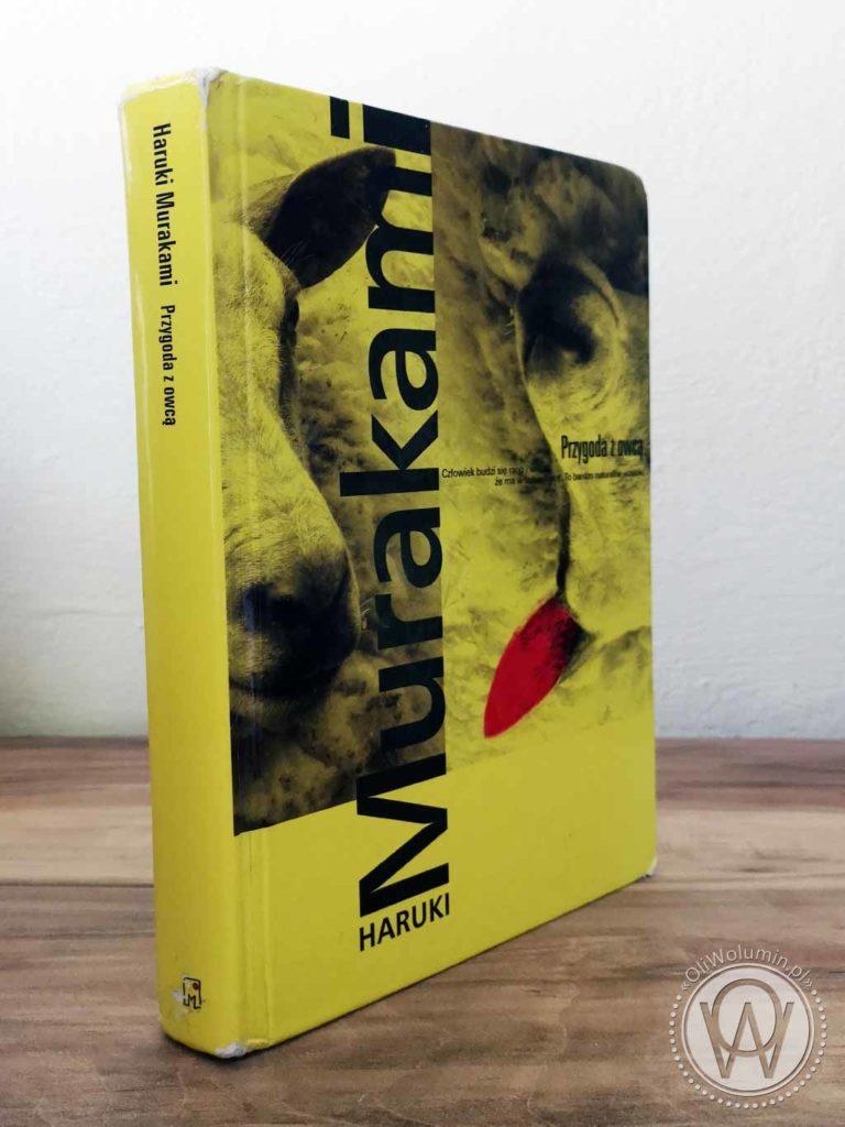 """Haruki Murakami """"Przygoda z owcą"""""""