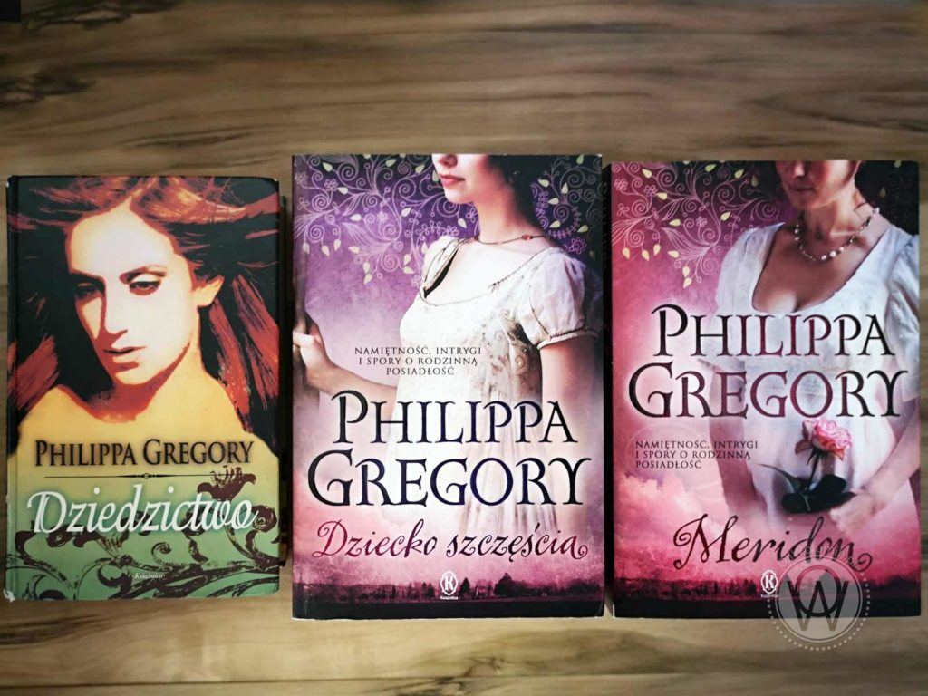 Philippa Gregory Ród Laceyów