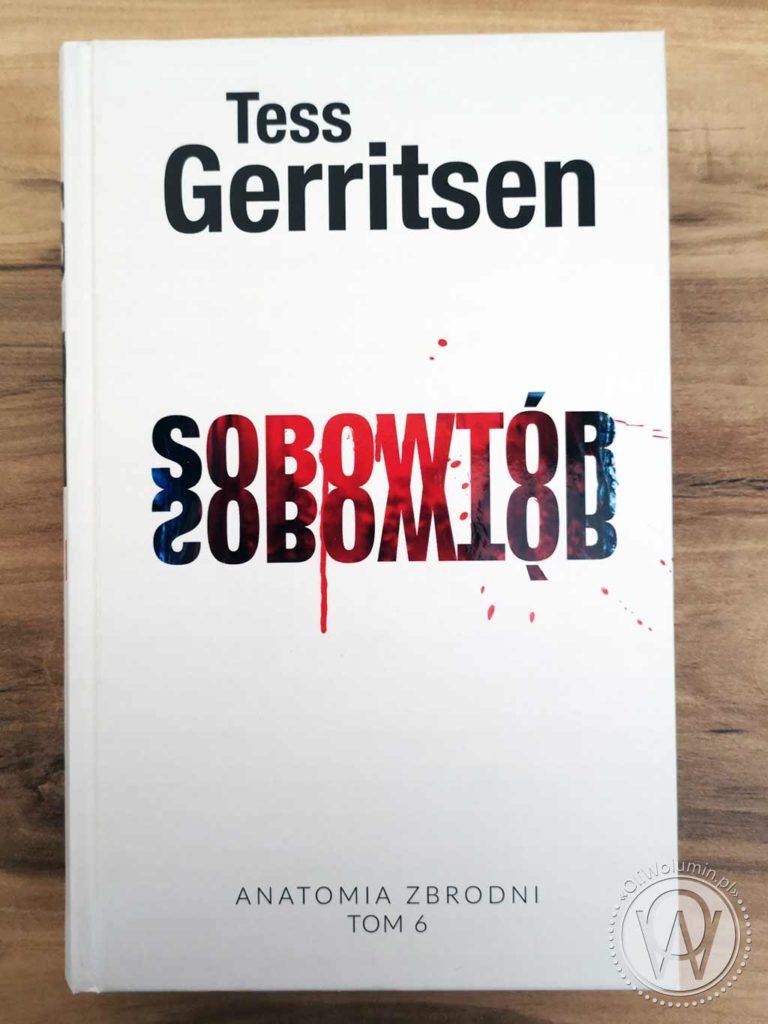 """Tess Gerritsen """"Sobowtór"""""""