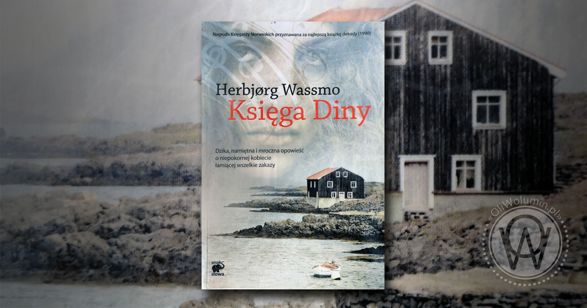 "Herbjørg Wassmo ""Księga Diny"""
