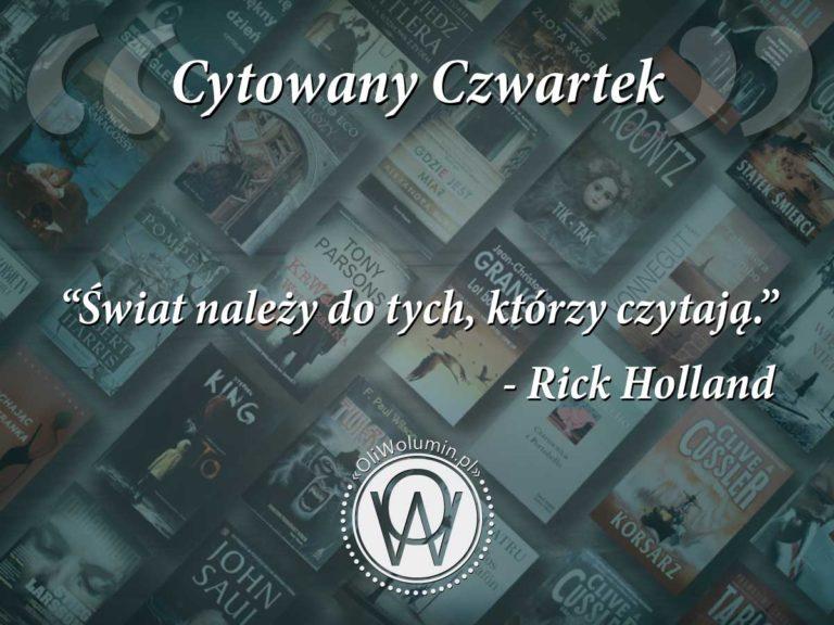 Cytowany czwartek Rick Holland