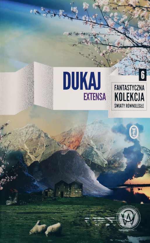 "Jacek Dukaj ""Extensa"""
