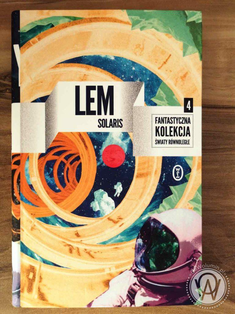 """Stanisław Lem """"Solaris"""""""