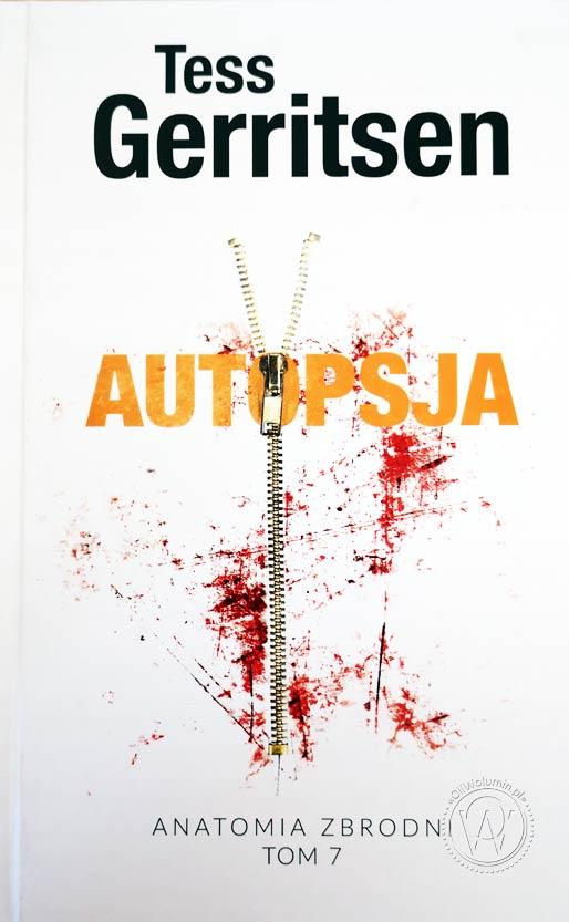 "Tess Gerritsen ""Autopsja"""
