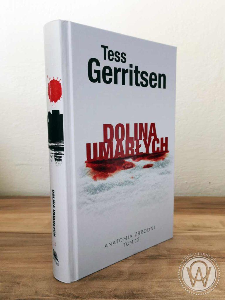 "Tess Gerritsen ""Dolina umarłych"""