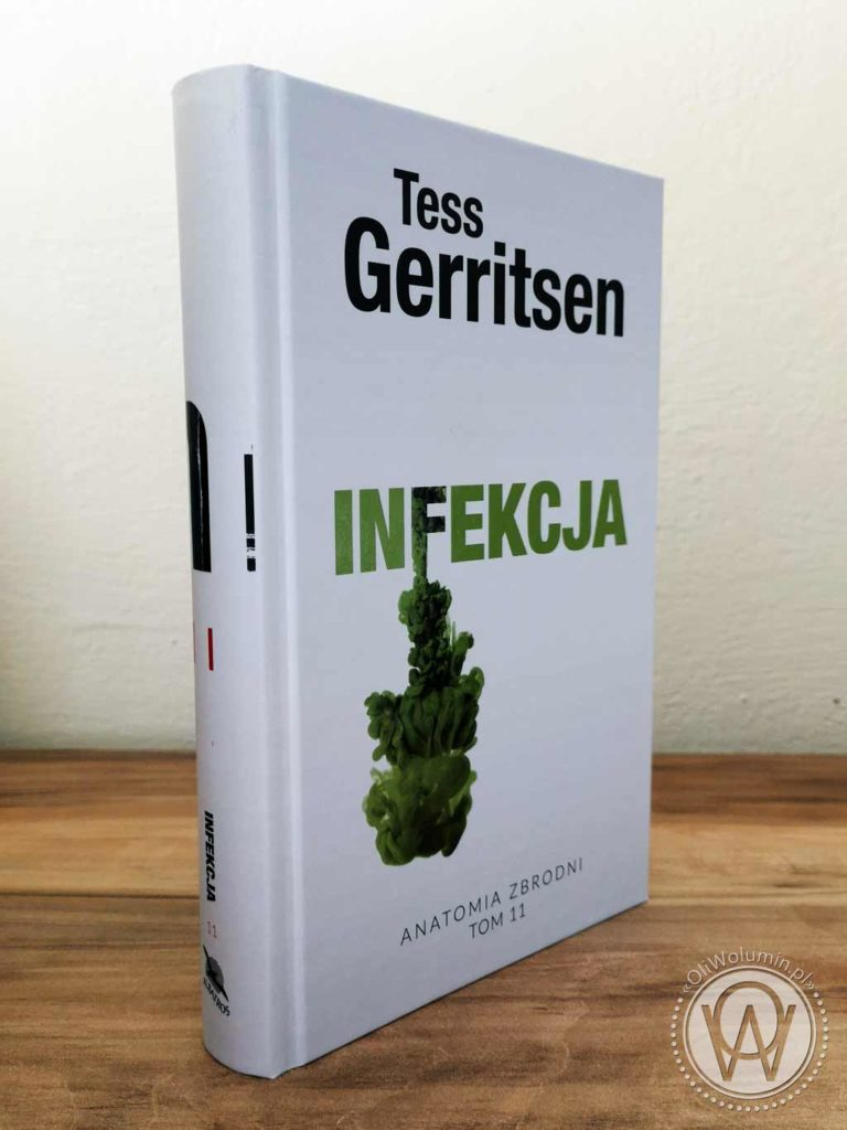 "Tess Gerritsen ""Infekcja"""