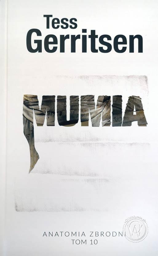 "Tess Gerritsen ""Mumia"""