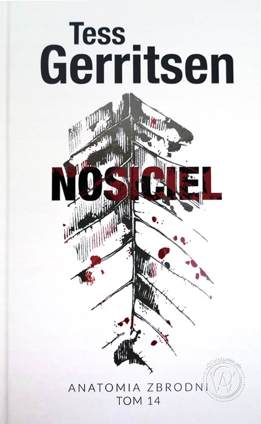 """Tess Gerritsen """"Nosciciel"""""""