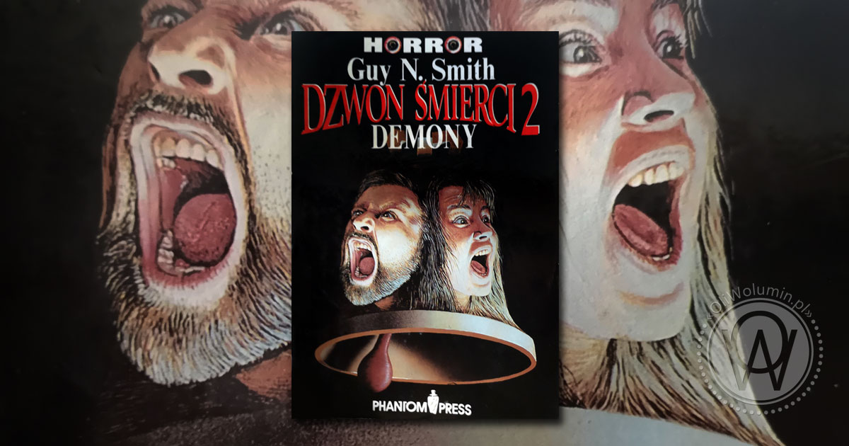 """Recenzja """"Dzwon Śmierci 2 - Demony"""" Guy N. Smith"""
