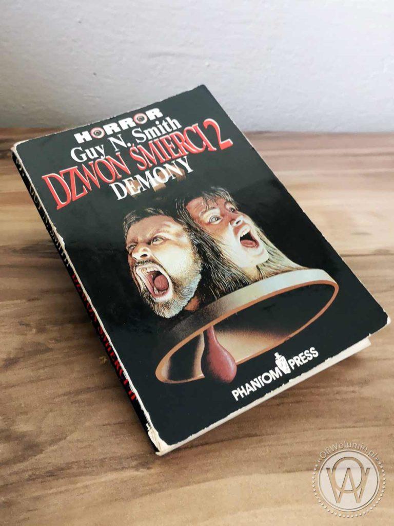 """Guy N. Smith """"Dzwon Śmierci 2 - Demony"""""""
