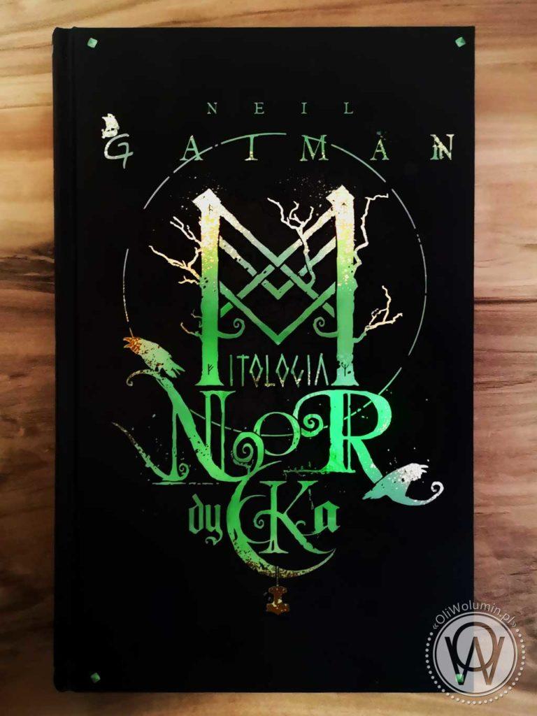 """Neil Gaiman """"Mitologia Nordycka"""""""