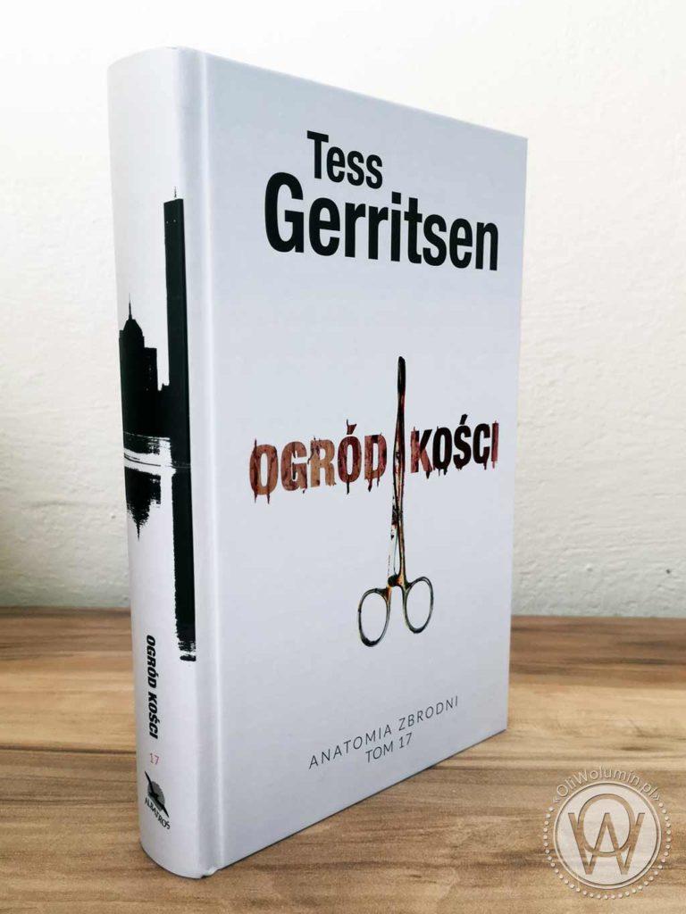 """Tess Gerritsen """"Ogród kości"""""""