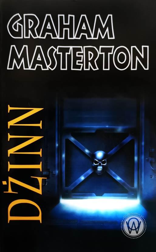 "Graham Masterton ""Dżinn"""