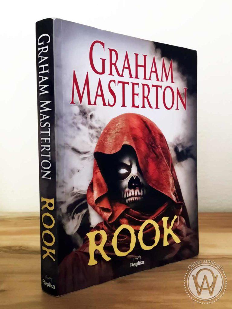 "Graham Masterton ""Rook"""