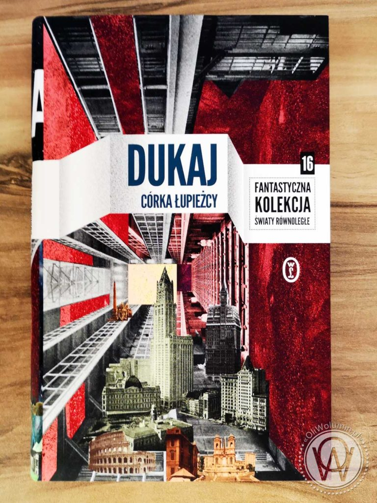 """Jacek Dukaj """"Córka łupieżcy"""""""