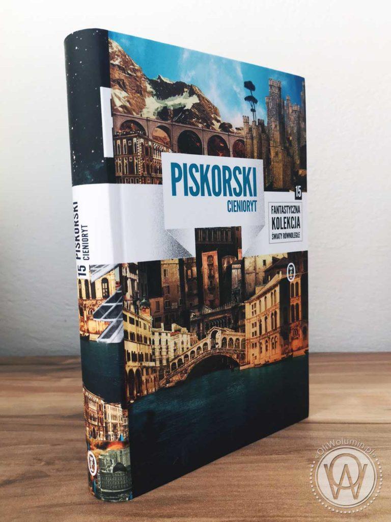 """Krzysztof Piskorski """"Cienioryt"""""""